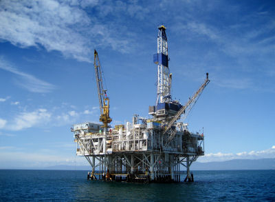 Offshore-Oil-Rig-Drilling