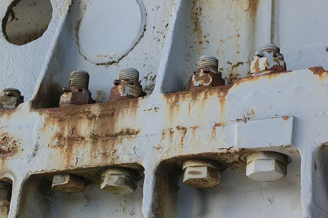Extra Pixabay Free Corroded Nuts and Bolts