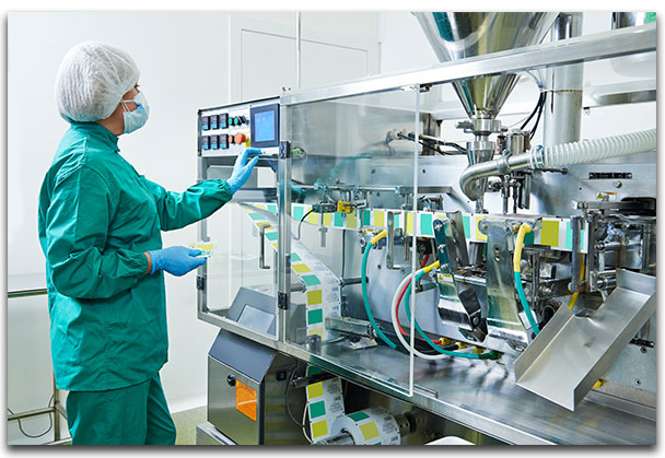 Pharma processing image