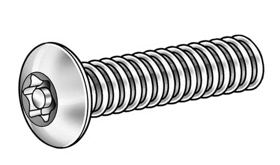 Torx Pin Screw