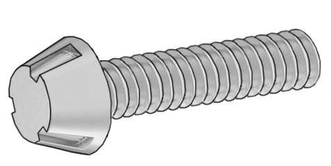 Trigroove Screw