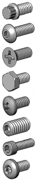 Duplex Stainless Screws