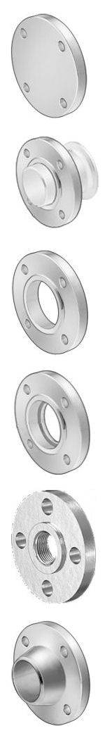 Alloy 330 Flanges